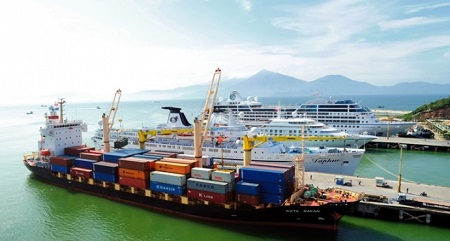 Công nhân cảng Tiên Sa bị kiện hàng đè tử vong - Ảnh 1