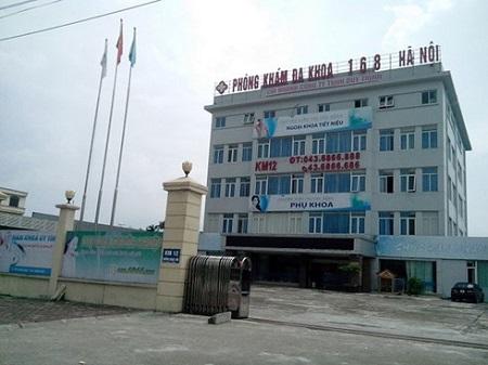 Sở Y tế thu hồi giấy phép hoạt động của Phòng khám 168 Hà Nội - Ảnh 1