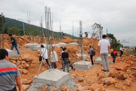 Đà Nẵng kiểm điểm trách nhiệm vụ xây dựng không phép ở bán đảo Sơn Trà - Ảnh 1