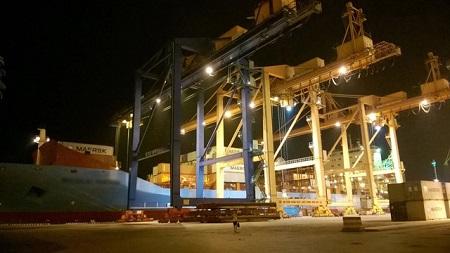 Phát hiện thi thể công nhân bốc xếp cảng Tân Vũ nổi trên mặt nước - Ảnh 1