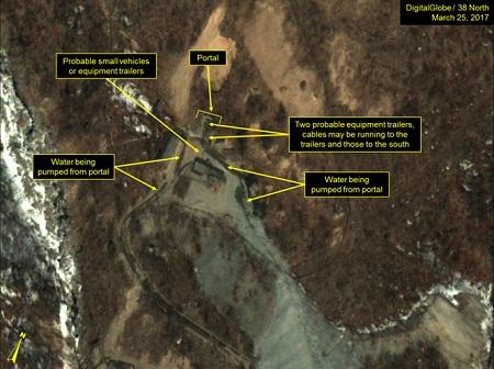 Triều Tiên hoàn tất chuẩn bị, sắp thử hạt nhân lần thứ sáu? - Ảnh 1