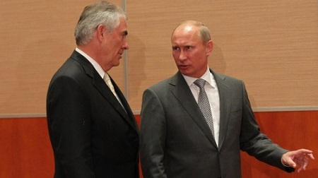 Đằng sau việc Putin không gặp Ngoại trưởng Mỹ công du đến Nga - Ảnh 1