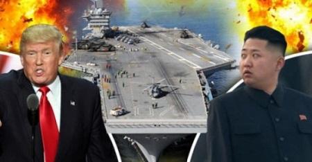 Mỹ-Nhật đưa tàu chiến tới tập trận quân sự gần bán đảo Triều Tiên - Ảnh 4