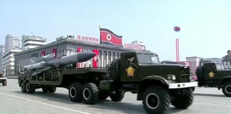 """Triều Tiên lần đầu """"phô"""" tên lửa đạn đạo phóng từ tàu ngầm - Ảnh 7"""