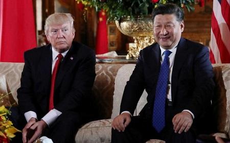Tổng thống Trump giải thích về THAAD với Chủ tịch Tập Cận Bình - Ảnh 1