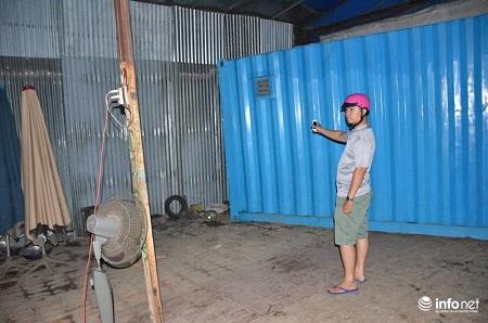 Lời khai của đối tượng cẩu container bịt cửa ra vào, hành hung chủ nhà - Ảnh 1