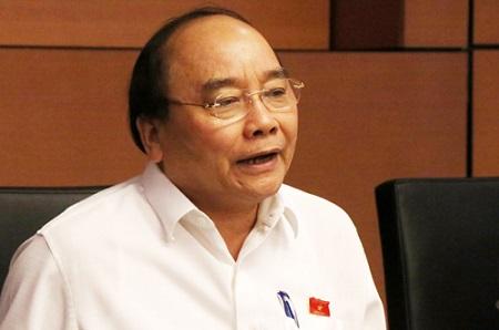 Thủ tướng Nguyễn Xuân Phúc: Tăng trưởng kinh tế chậm do giảm khai thác dầu, xuất khẩu điện thoại - Ảnh 1