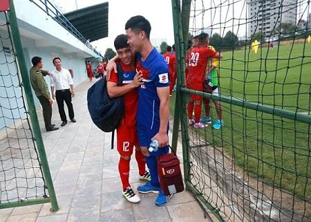 Cầu thủ U20 Việt Nam tự tin hơn nhờ Công Phượng, Tuấn Anh - Ảnh 1