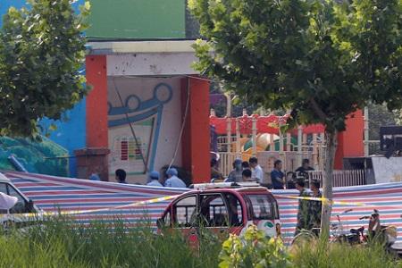Trung Quốc xác định được nghi phạm trong vụ nổ ở trường mẫu giáo khiến 73 người thương vong - Ảnh 1