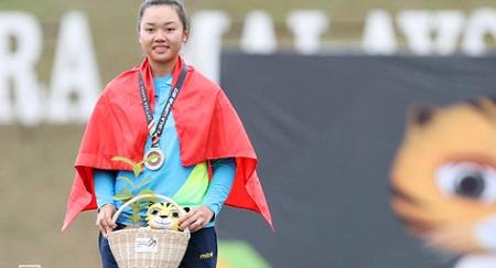 Đoàn thể thao Việt Nam giành huy chương đầu tiên ở Sea Games 2017 - Ảnh 1