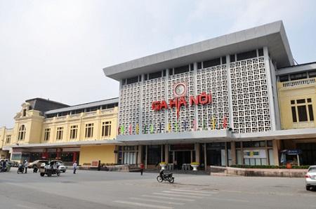 Giám đốc sở giải thích đề xuất xây công trình cao 40 - 70 tầng ở khu vực Ga Hà Nội - Ảnh 1