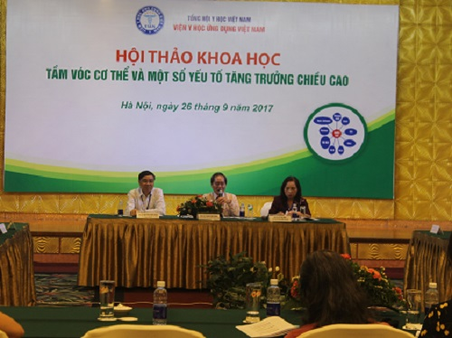 Người Việt thấp: Các chuyên gia tư vấn muốn cao phải làm gì? - Ảnh 1