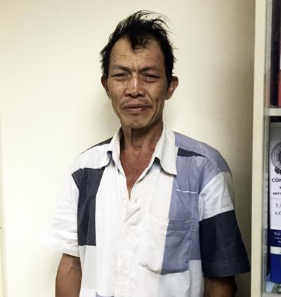 Bắt quả tang người đàn ông trộm 3 túi xách ở Tân Sơn Nhất  - Ảnh 1
