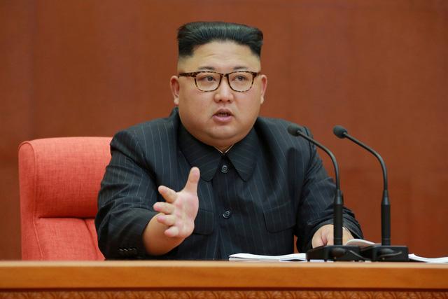 Nhà lãnh đạo Kim Jong-un gọi vũ khí hạt nhân là 'thanh kiếm của công lý' - Ảnh 1