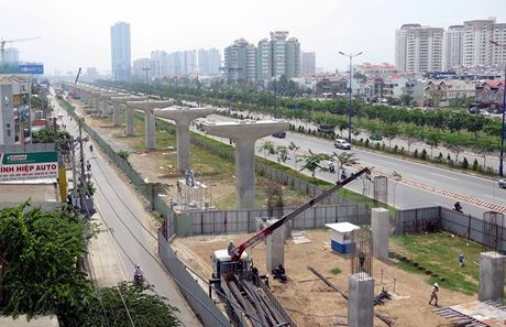 TP Hồ Chí Minh xin thêm gần 800 triệu USD làm tuyến tàu điện ngầm số 2 - Ảnh 1