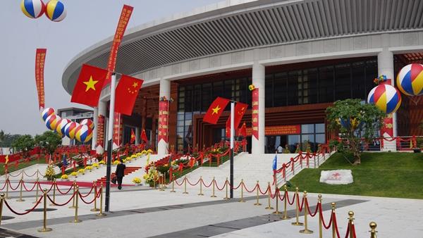 Chủ tịch Trung Quốc Tập Cận Bình dự lễ khánh thành Cung hữu nghị Việt – Trung - Ảnh 3