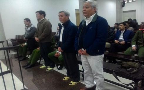 Dàn lãnh đạo Ngân hàng GPBank lĩnh án tù - Ảnh 1