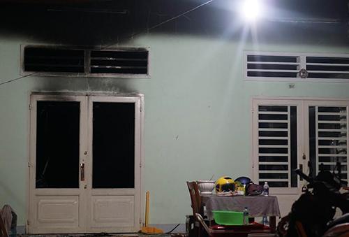 Cháy nhà trong đêm, 4 người trong gia đình thiệt mạng - Ảnh 1