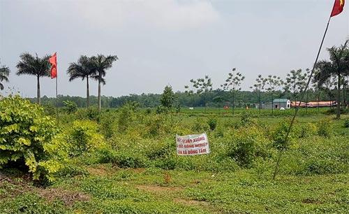 Hà Nội kết thúc thanh tra toàn diện khu đất ở xã Đồng Tâm  - Ảnh 1