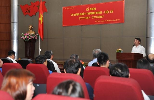 Cục thuế TP Hà Nội tri ân các đối tượng chính sách nhân kỷ niệm ngày TB-LS - Ảnh 1