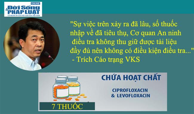 Câu hỏi quan trọng nhất chưa… được hỏi trong vụ VN Pharma? - Ảnh 1