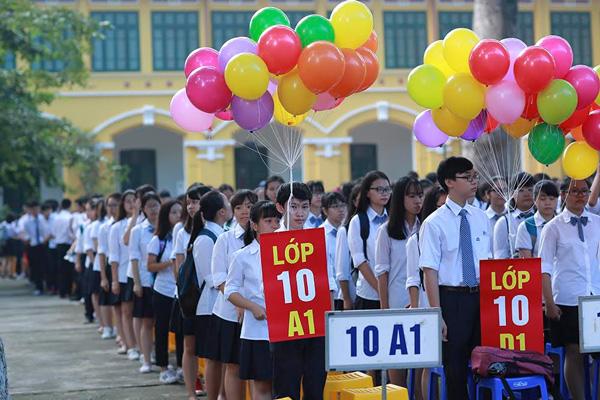 Hôm nay, hơn 22 triệu học sinh, sinh viên bước vào năm học mới - Ảnh 1
