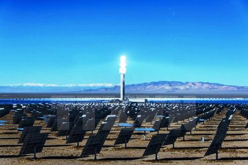 Chi phí sản xuất điện gió và điện mặt trời giảm kỷ lục  - Ảnh 1