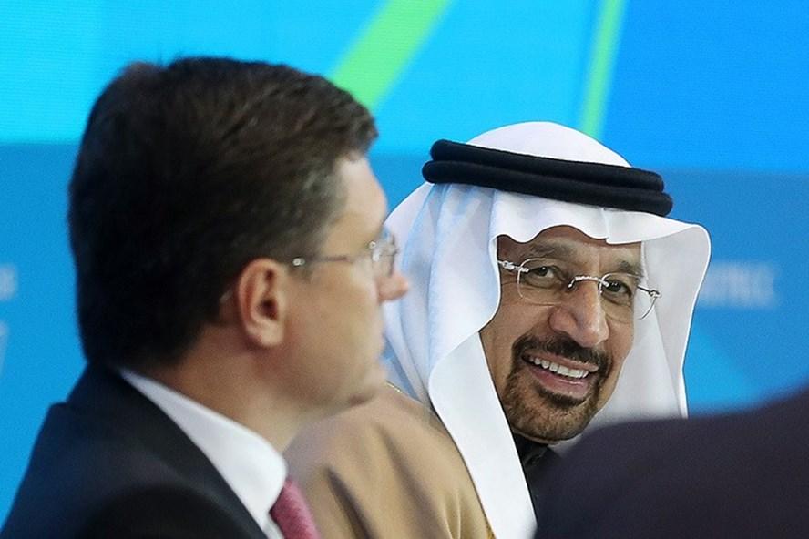 Saudi Arabia mở rộng hợp tác với các nước không thuộc OPEC - Ảnh 1