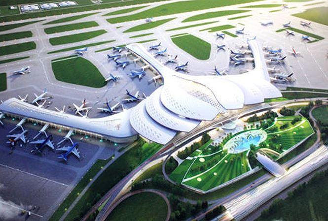 Đề xuất chuyển 85% chuyến bay quốc tế ra sân bay Long Thành - Ảnh 1