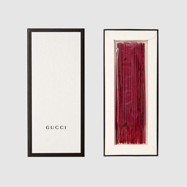 Đế chế thời trang Gucci chuyển hướng sang... bán nhang, giá 1,6 triệu đồng/hộp - Ảnh 1