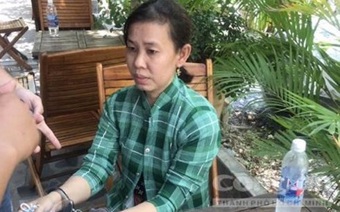 Nữ quái chuyên giả làm osin trộm tiền tỷ ở Sài Gòn sa lưới - Ảnh 1