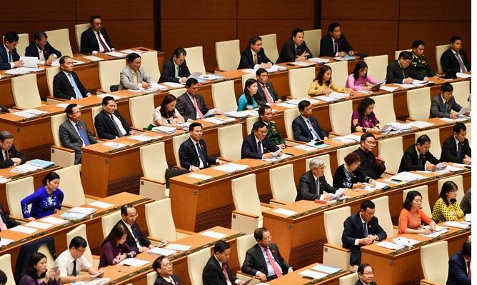 Quốc hội chính thức thông qua Nghị quyết phê chuẩn Hiệp định CPTPP - Ảnh 1