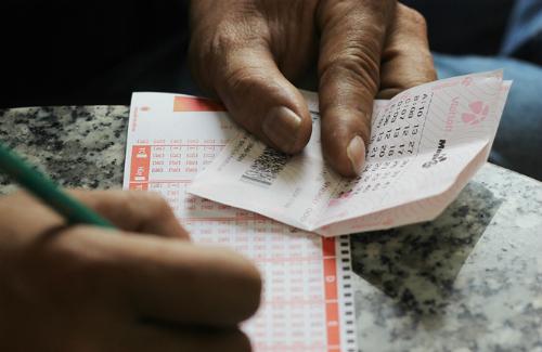Đã xác định được điểm bán tấm vé độc đắc Vietlott trị giá hơn 41 tỷ đồng  - Ảnh 1