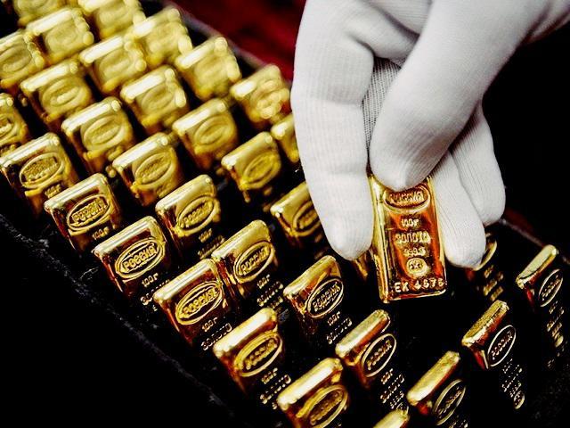 Giá vàng hôm nay 23/11/2018: Vàng SJC bật tăng 70.000 đồng/lượng - Ảnh 1