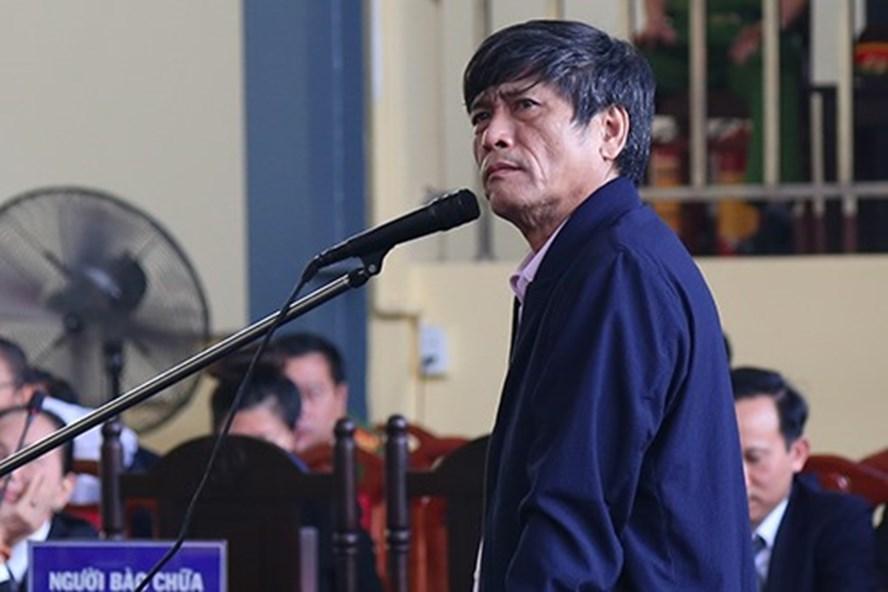 Vụ đánh bạc nghìn tỷ: Cựu Thiếu tướng Nguyễn Thanh Hóa xin giảm án về chịu tang mẹ - Ảnh 2