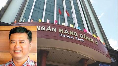 Nguyên Trưởng phòng kinh doanh ngân hàng Đông Á tiếp tục bị truy nã - Ảnh 1