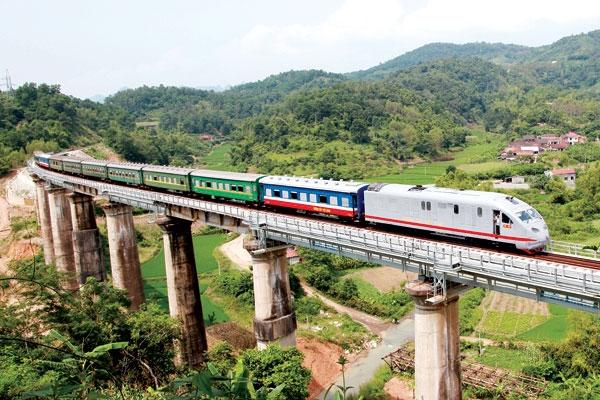 Lên phương án mở rộng đường sắt Bắc – Nam - Ảnh 1
