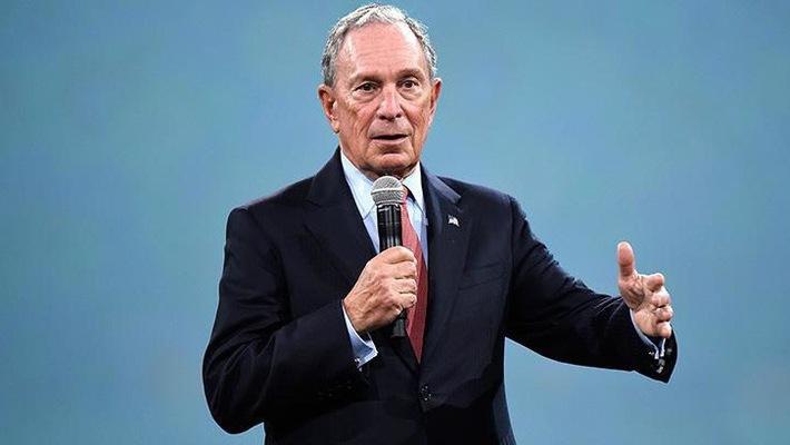 """Tỷ phú Bloomberg sẵn sàng """"rút hầu bao"""" trên 100 triệu USD để tranh cử Tổng thống Mỹ - Ảnh 1"""
