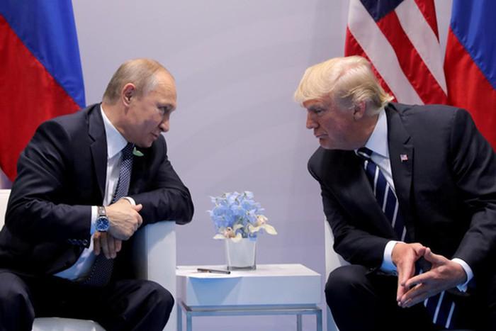 Ông Putin gửi thư mừng năm mới, ngỏ  ý sẵn sàng đối thoại với ông Trump - Ảnh 1