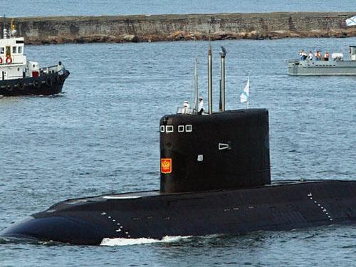 Iran công bố chế tạo tàu ngầm hạt nhân bất chấp cảnh báo của Mỹ - Ảnh 1