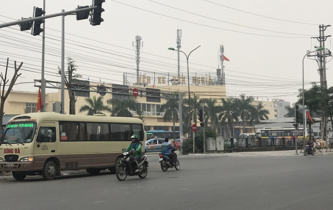 """Vụ bãi xe lậu """"rút ruột"""" bến xe Yên Nghĩa: Chủ tịch Hà Nội yêu cầu làm rõ  - Ảnh 1"""