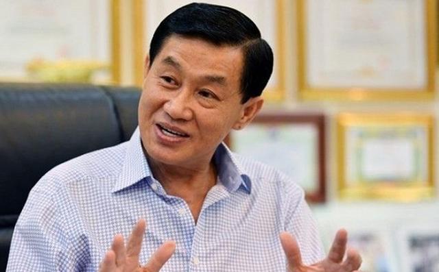 """""""Vua hàng hiệu"""" Johnathan Hạnh Nguyễn hé lộ kế hoạch kinh doanh đường sắt - Ảnh 1"""