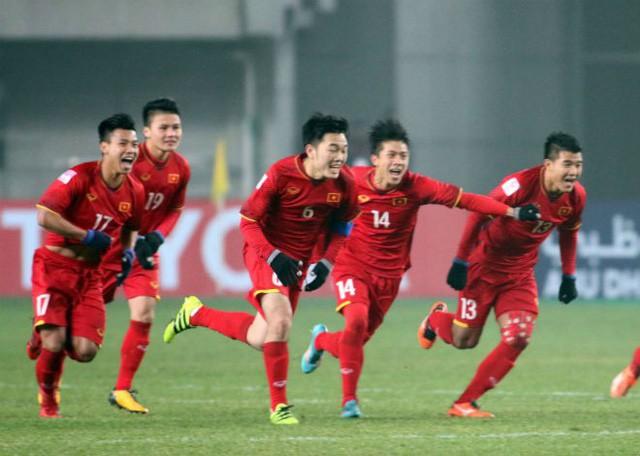 Tổng Cục thuế đang lên phương án tính thuế thu nhập cho cầu thủ U23 Việt Nam - Ảnh 1