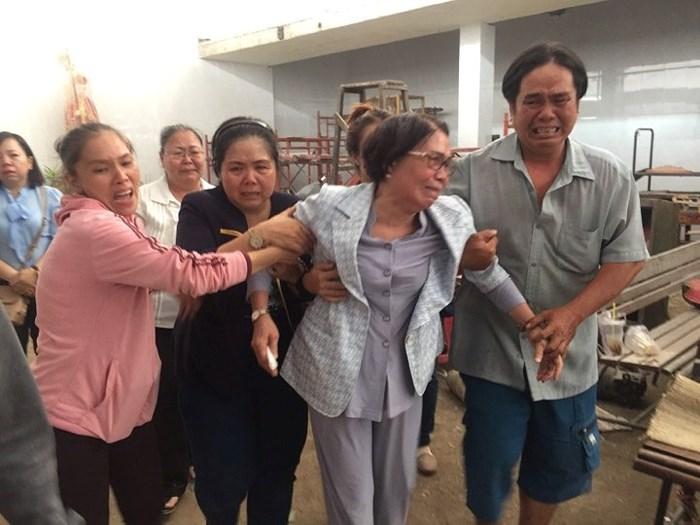 Cháy chung cư ở Sài Gòn: Danh tính 13 người tử nạn - Ảnh 1