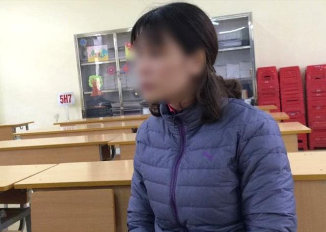 Một phụ huynh bị xử phạt 200 nghìn đồng vì ép cô giáo lên ô tô đánh ghen - Ảnh 1