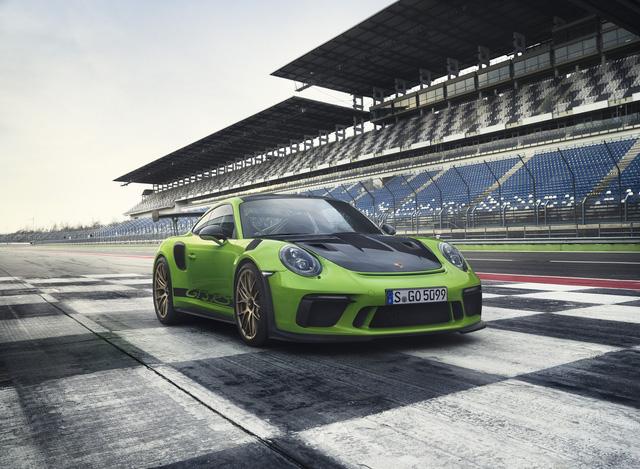 Siêu xe Porsche 911 GT3 RS lộ diện ở Việt Nam, chào giá gần 14 tỉ đồng  - Ảnh 1
