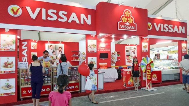 Vissan đóng cửa gần 60 cửa hàng tại TP.HCM - Ảnh 1