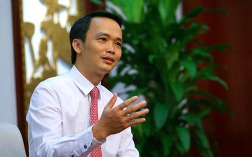 """Túi tiền của ông Trịnh Văn Quyết """"bốc hơi"""" vì cổ phiếu ROS rớt giá - Ảnh 1"""