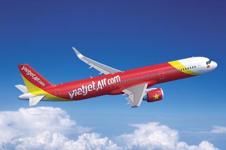 Vừa cất cánh được 30 phút, máy bay Vietjet Air phải quay lại sân bay - Ảnh 1