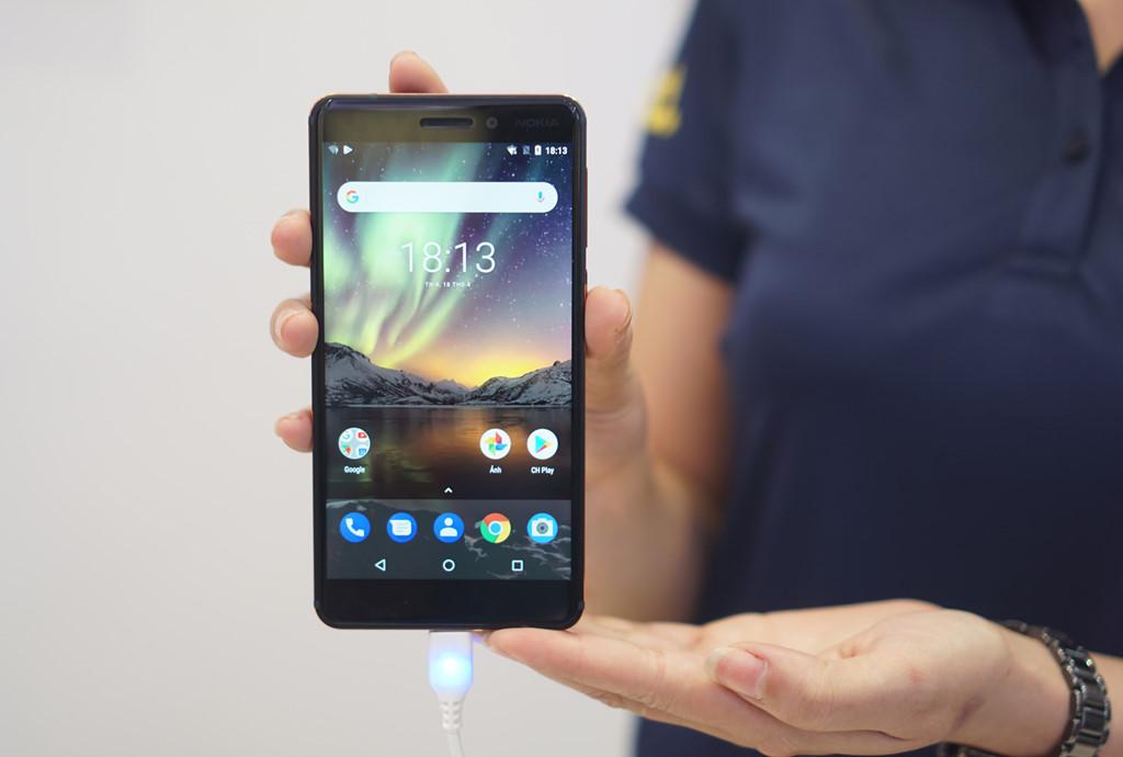 Bộ đôi Nokia 6, 7 Plus về Việt Nam, giá từ 6-9 triệu đồng - Ảnh 2
